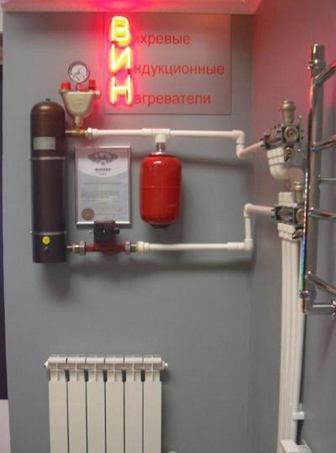 Электрокотел для частного дома своими руками